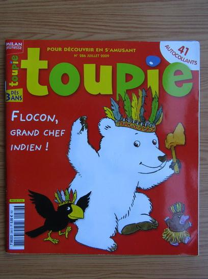 Anticariat: Revista Toupie, numarul 289, iulie 2009