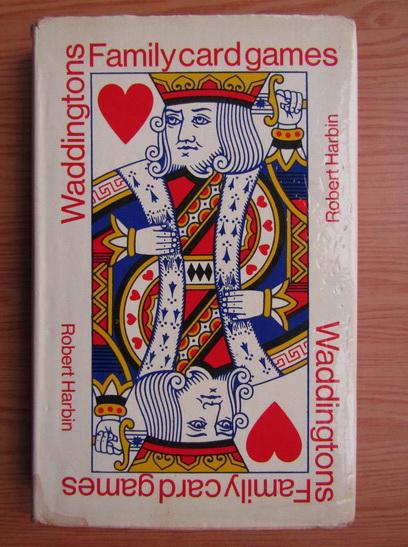 Anticariat: Robert Harbin - Waddingtons family card games