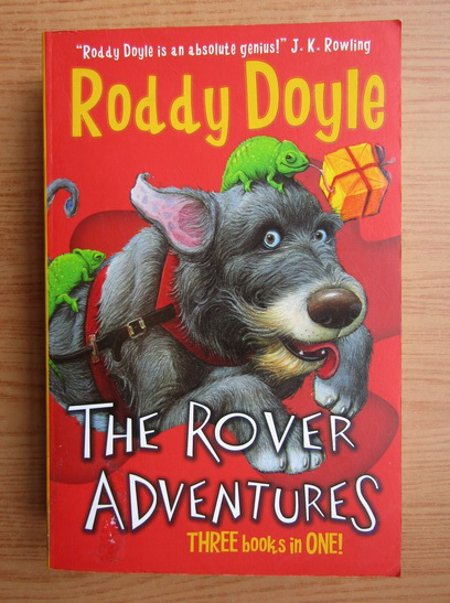 Anticariat: Roddy Doyle - The giggler treatment