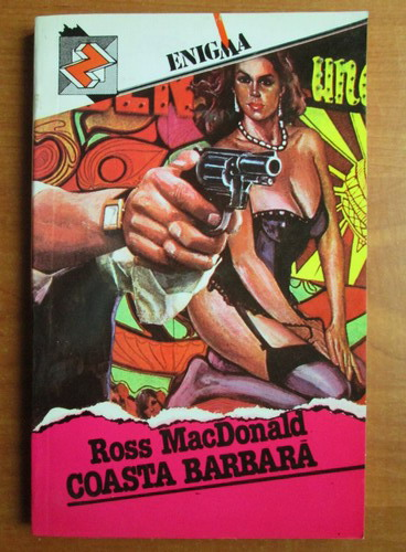 Anticariat: Ross MacDonald - Coasta barbara