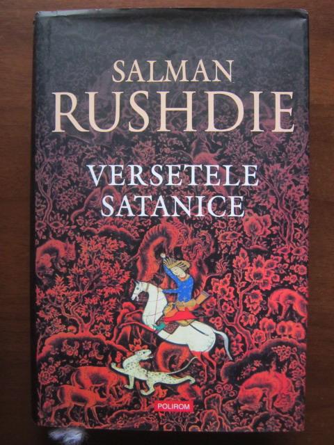 Anticariat: Salman Rushdie - Versetele satanice