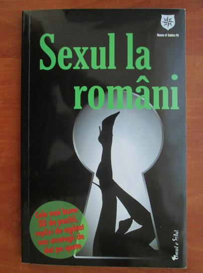 Anticariat: Sexul la romani