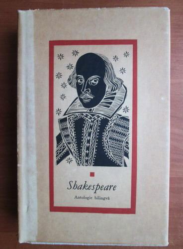 Anticariat: Shakespeare (antologie bilingva)