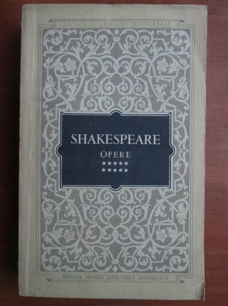 Anticariat: Shakespeare - Opere (volumul 10)