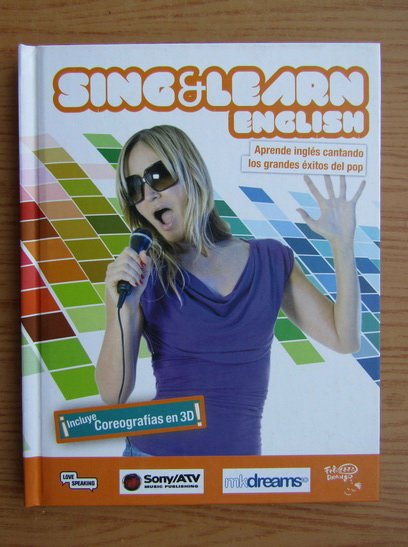 Anticariat: Sing and learn english (volumul 1, contine CD)