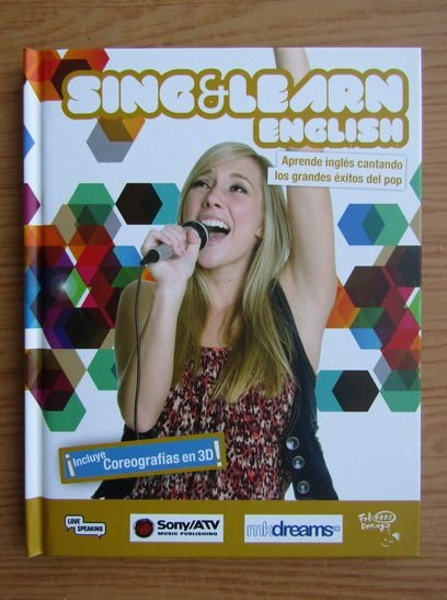 Anticariat: Sing and learn english (volumul 10, contine CD)