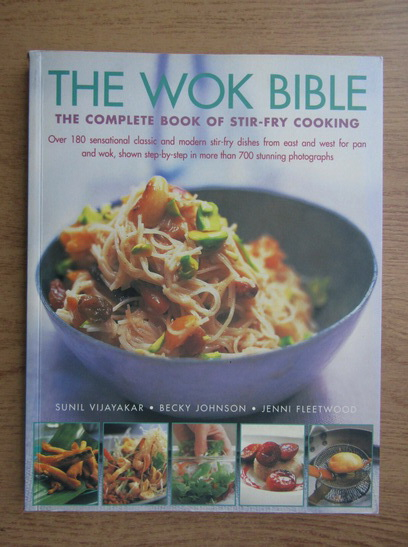 Anticariat: Sunil Vijayakar - The wok bible