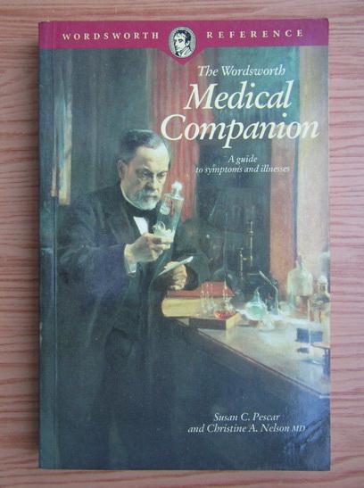 Anticariat: Susan C. Pescar - The Wordsworth medical companion