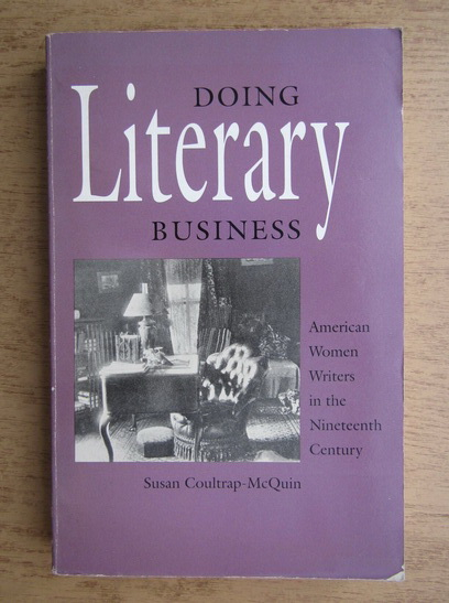 Anticariat: Susan Coultrap-McQuin - Doing literary business
