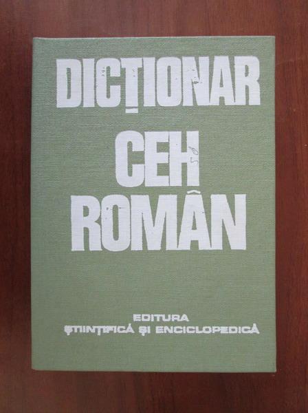 Anticariat: Teodora Dobritoiu - Dictionar Ceh-Roman