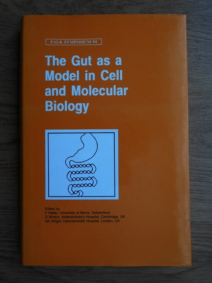 Anticariat: The Gut as a Model in Cell and Molecular Biology