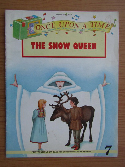 Anticariat: The snow queen