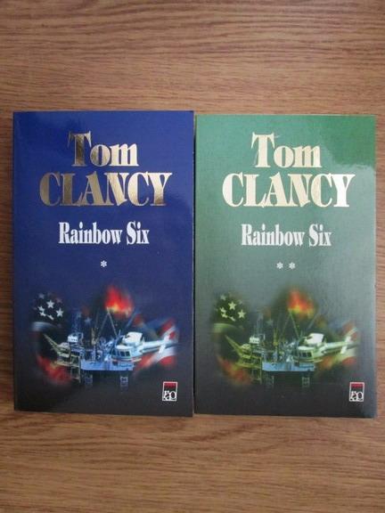 Anticariat: Tom Clancy - Rainbow six (2 volume)