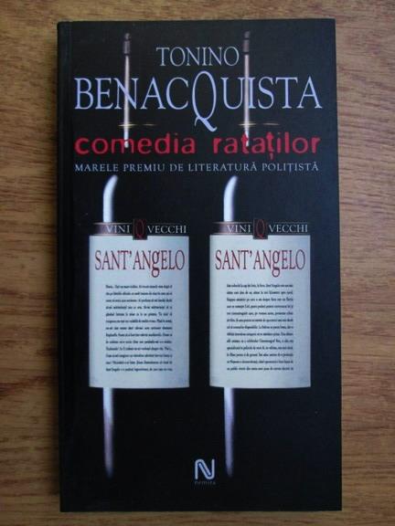 Anticariat: Tonino Benacquista - Comedia ratatilor