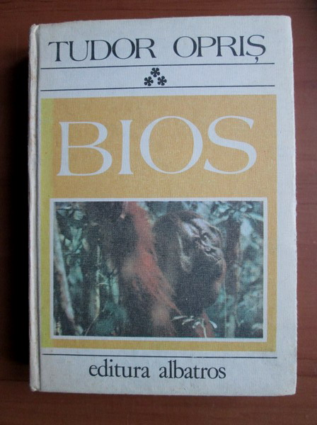 Anticariat: Tudor Opris - Bios (volumul 3)