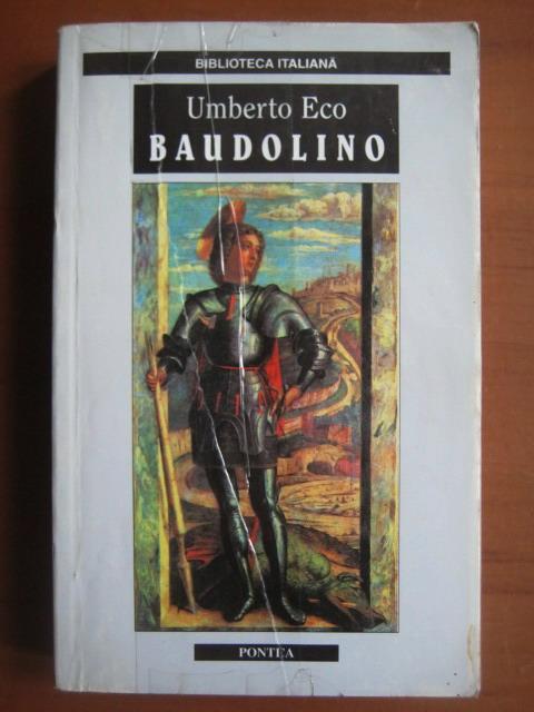 Anticariat: Umberto Eco - Baudolino