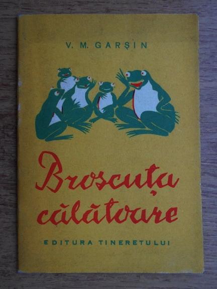 Anticariat: V. M. Garsin - Broscuta calatoare