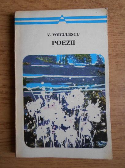 Anticariat: V. Voiculescu - Poezii