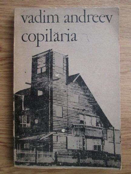 Anticariat: Vadim Andreev - Copilaria
