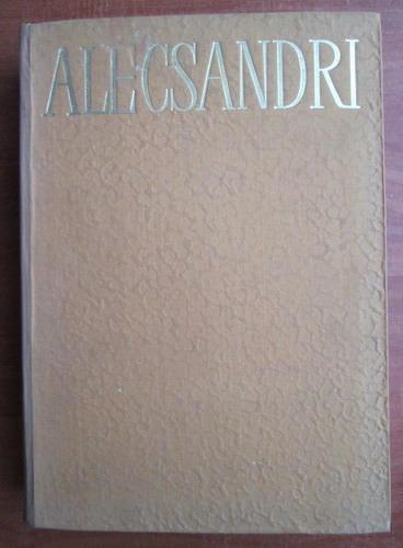 Anticariat: Vasile Alecsandri - Opere (volumul 1)