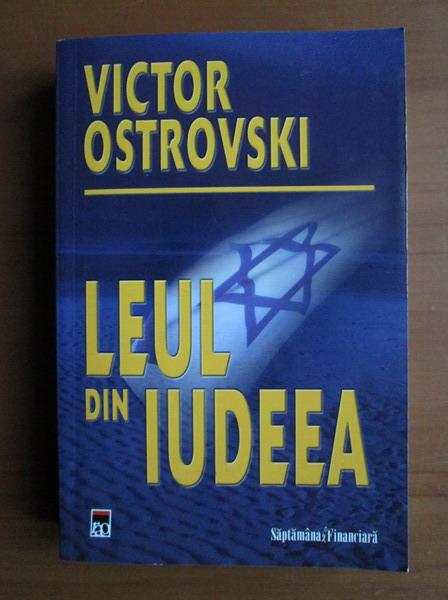 Anticariat: Victor Ostrovski - Leul din Iudeea