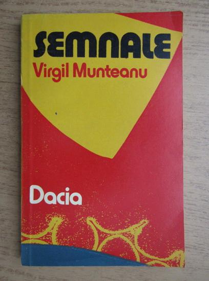 Anticariat: Virgil Munteanu - Semnale