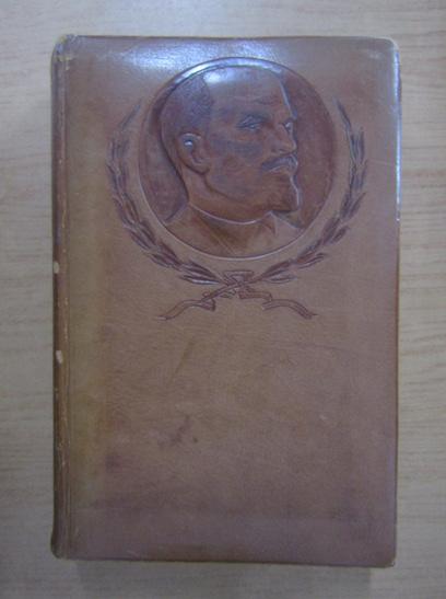 Anticariat: Vladimir Ilici Lenin - Opere (volumul 1)