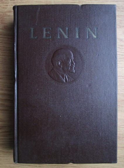 Anticariat: Vladimir Ilici Lenin - Opere (volumul 5)