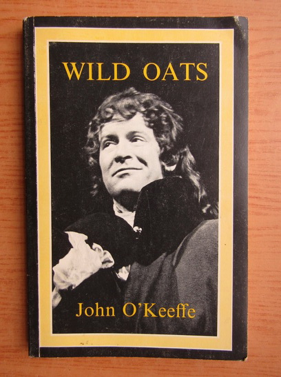 Anticariat: Wild oats