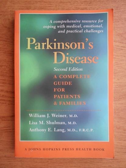 Anticariat: William J. Weiner - Parkinson's disease