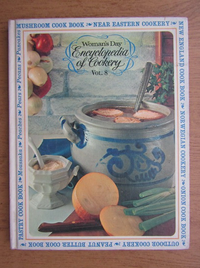 Anticariat: Woman's Day encyclopedia of Cookery (volumul 8)