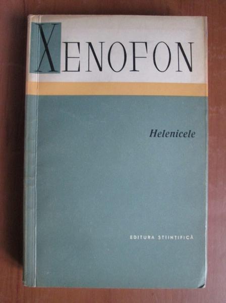 Anticariat: Xenofon - Helenicele