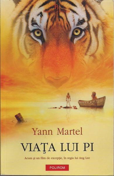 Anticariat: Yann Martel - Viata lui Pi