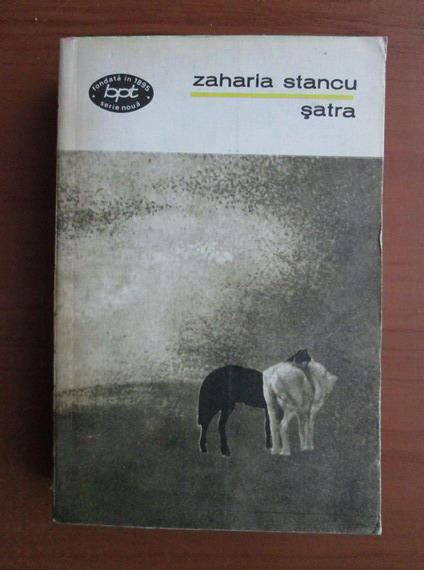 Anticariat: Zaharia Stancu - Satra