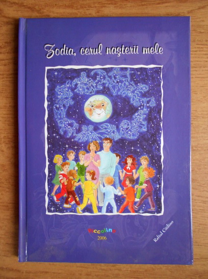 Anticariat: Zodia, cerul nasterii mele