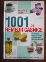 1001 de remedii casnice (Reader's Digest)