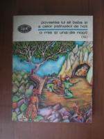 Anticariat: 1001 nopti-povestea lui Ali Baba si a celor patruzeci de hoti