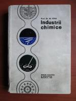 comperta: M. Iovu - Industrii chimice