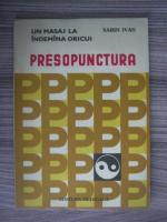 Sabin Ivan - Presopunctura