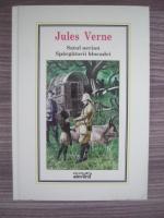 Jules Verne - Satul aerian. Spargatorii blocadei (Nr. 37)