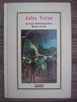 Jules Verne - Scoala Robinsonilor. Raza verde (Nr.6)