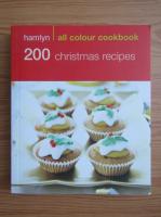 Anticariat: 200 christmas recipes