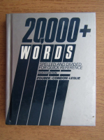 20000 Words, Spelled and divided for quick referance