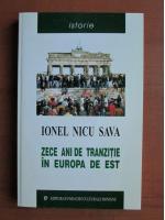 Ionel Nicu Sava - Zece ani de tranzitie in Europa de Est
