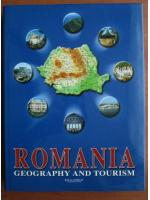 Romania. Geography and tourism