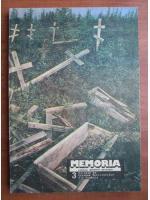 Memoria. Revisa gandirii arestate (nr. 3)
