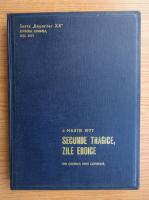 4 martie 1977, secunde tragice, zile eroice din cronica unui cutremur