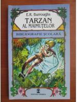 E. R. Burroughs - Tarzan al maimutelor