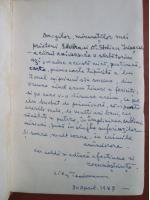 Ionel Teodoreanu - Ulita copilariei, 1929 (cu autograf Lily Teodoreanu)
