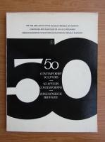 50 contemporary sculptors
